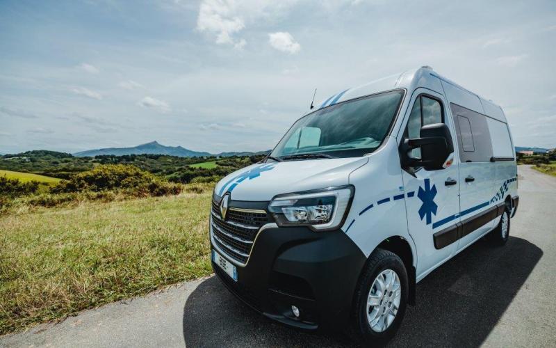 Ambulances Pontoise Lacroix 95